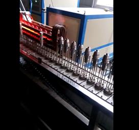 长沙截齿焊接生产线