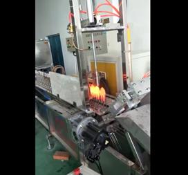 截齿焊接工艺