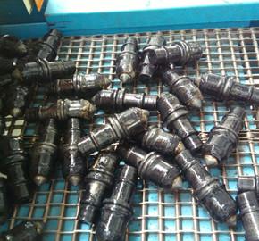 掘进机截齿焊接设备