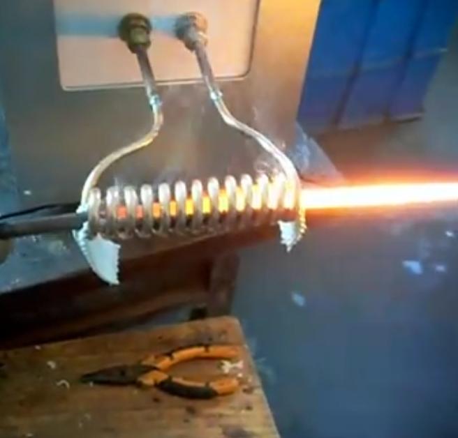 棒料淬火设备