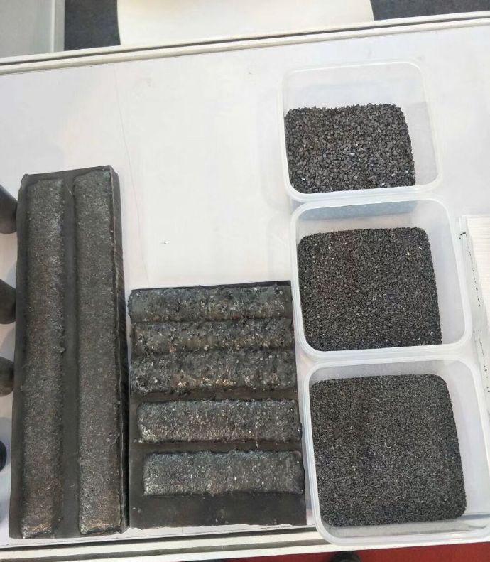 碳化钨合金颗粒堆焊工艺
