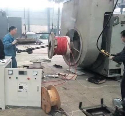 风冷型工件拆卸热装设备