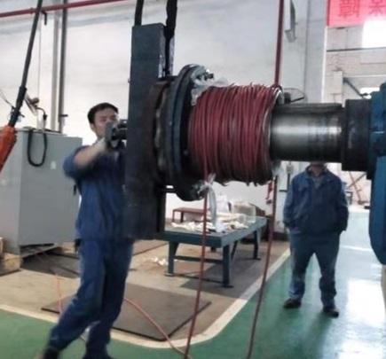 大型轴承热拆热装设备