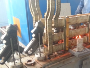 硬质合金刀头焊接设备