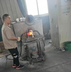 贵州盾构刀具钎焊设备