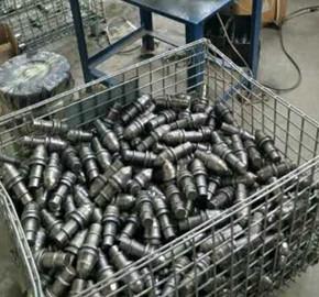 截齿焊接生产线