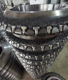 硬质合金颗粒堆焊设备