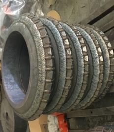 硬质合金颗粒堆焊